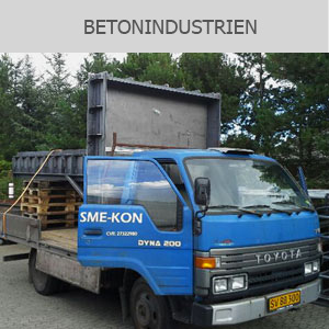 Sme-Kon | Produkter til betonindustrien