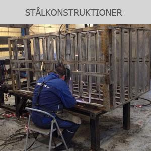 Sme-Kon | Stålkonstruktioner